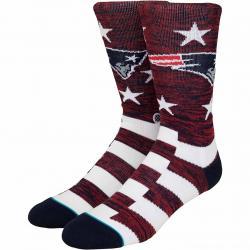 Stance Socken NFL Patriots Banner rot