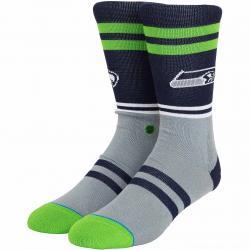 Stance Socken NFL Seattle Seahawks Logo dunkelblau