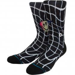 Stance Socken Off The Grid schwarz