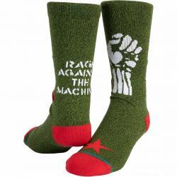 Stance Socken Rage Against The Machine Renegades grün