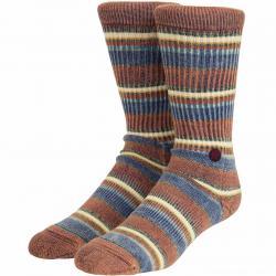 Stance Socken Sarthe braun