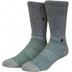 Stance Socken Slice grau/grün