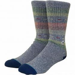 Stance Socken Vaucluse dunkelblau