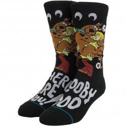 Stance Socken Where Are You schwarz
