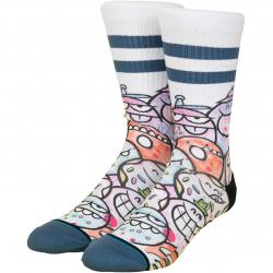 Stance Socken Why The Face mehrfarbig