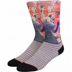 Stance Socken Yes Darling pink