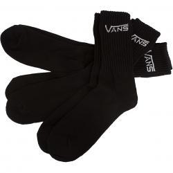 Vans Socken Classic Crew schwarz