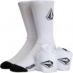 Volcom Socken Full Stone 3er weiß