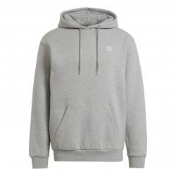 Adidas Essential Hoody grau