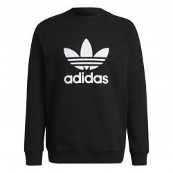 Adidas Trefoil Sweatshirt schwarz