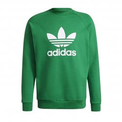 Adidas Trefoil Sweatshirt grün