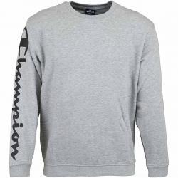 Champion Sweatshirt hellgrau