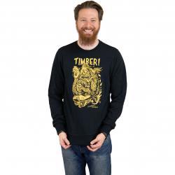 Element Sweatshirt Joyride flint schwarz