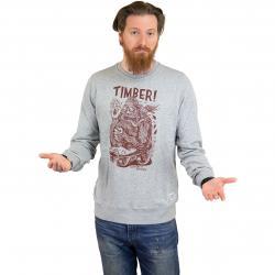 Element Sweatshirt Joyride grau