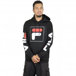 Fila Sweatshirt Urban Line Straight Blocked schwarz/weiß