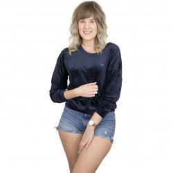 Iriedaily Damen Sweatshirt Temptation 2 dunkelblau