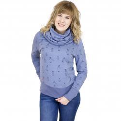 Mazine Damen Sweatshirt Kookynie indigo/nvy