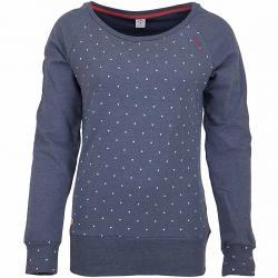 Mazine Damen Sweatshirt Tanami dunkelblau