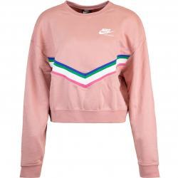 Nike Heritage Cropped Damen Sweatshirt
