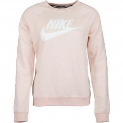 Nike Damen Sweatshirt Rally pink/weiß