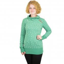 Ragwear Damen Sweatshirt Nest Organic grün