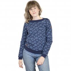 Ragwear Damen Sweatshirt Tashi indigo