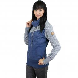Ragwear Damen Sweatshirt Viola indigo