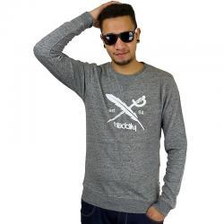 Iriedaily Chamisso Logo Crewneck Sweatshirt schwarz