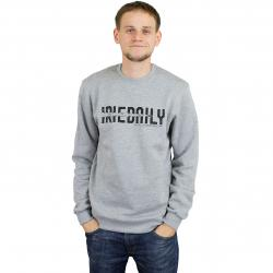 Iriedaily Sweatshirt Shot 2 Pieces grau