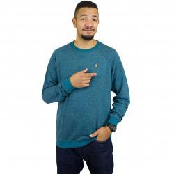 Mahagony Sweatshirt DSGN aqua