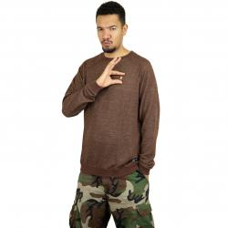 Mahagony Sweatshirt DSGN braun
