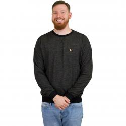 Mahagony Sweatshirt DSGN schwarz