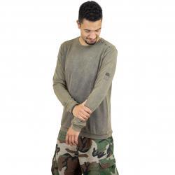 Mahagony Sweatshirt Fade braun