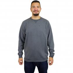 Mahagony Sweatshirt T.O.L. Brush charcoal melange