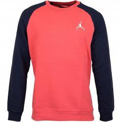 Nike Sweatshirt Jordan Jumpman Fleece orange/schwarz