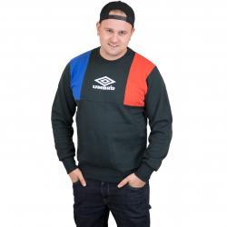 Umbro Sweatshirt Hampden schwarz