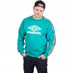 Umbro Sweatshirt Taped türkis