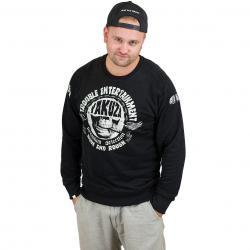 Yakuza Premium Sweatshirt 2328 C schwarz