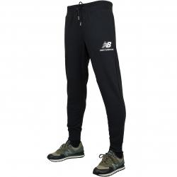 New Balance Sweatpant Essentials Stack schwarz