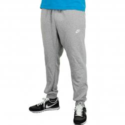 Nike Sweatpant Club French Terry grau/weiß