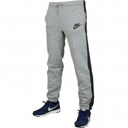 Nike Sweatpant Cuff GFX grau/schwarz