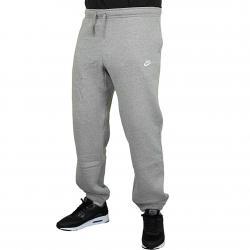 Nike Sweatpant Cuffed Fleece Club dunkelgrau