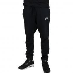 Nike Sweatpant Cuffed Jersey Club schwarz/weiß