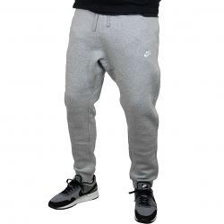 Nike Sweatpant Fleece Club dunkelgrau meliert