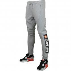 Nike Sweatpant Just Do It Fleece grau