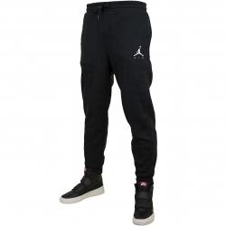 Nike Sweatpant Jordan Jumpman Fleece schwarz/weiß