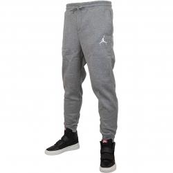 Nike Sweatpant Jordan Jumpman Fleece grau/weiß