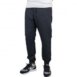 Nike Sweatpant Players Woven schwarz/schwarz