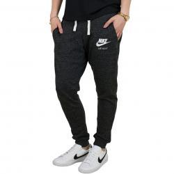 Nike Damen Sweatpants Gym Vintage schwarz/weiß