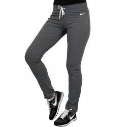 Nike Damen Sweatpants OH Jersey dunkelgrau/weiß